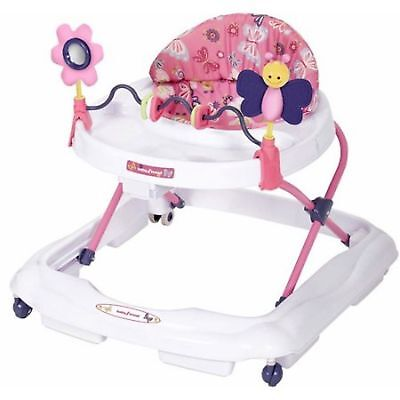 Baby Trend Walker Emily Adjustable Height With Tray Easy Transport BRAND NEW
