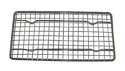 Update International PG48 Wire Pan Grate, Quarter-Size, Chrome Plated Metal