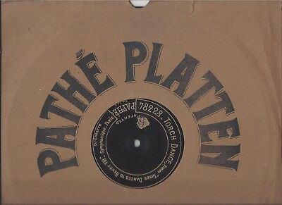 Tiefenschrift Pathe 1910 : Imperial Infantry Band : Prelude