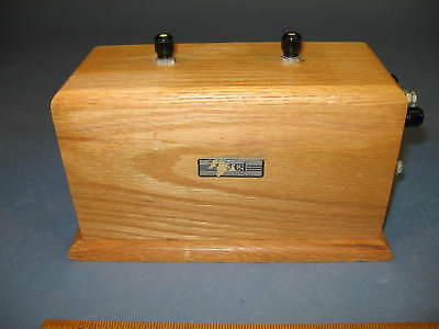 Welch Scientific Induction Coil Working Super Strong Spark