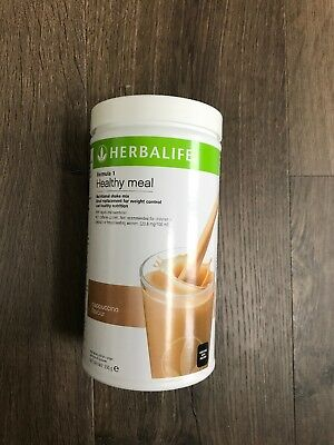 Herbalife Formula 1 Shake Mix(550g)  Expiry  2020  Cappuccino Flavour.
