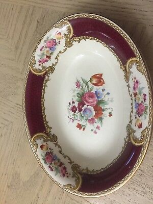 Myott Staffordshire England Serving Bowl