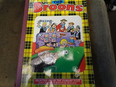 the broons comic book.                                                         s