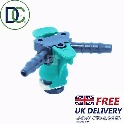 Bosch Piezo Diesel Injector Back Leak Off Connector Kit to fit BMW 6 Cylinder