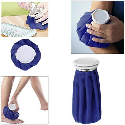 Crative Ice Bag Cold/Hot Packs Wraps Reusable Knee Head Leg Injury Pain Relief