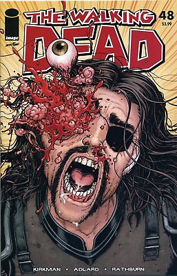 Walking Dead #48 15Th Annv Burnham - Image Comics - Us-Comic - G814