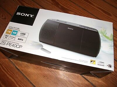 Sony Radio CD, USB, MP3 und Garantie