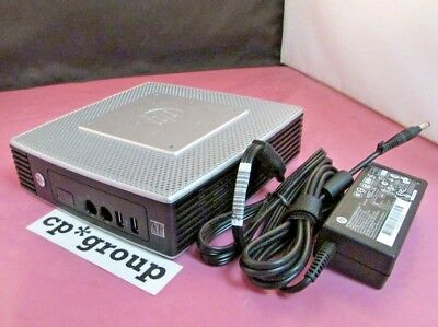 HP T510 Thin Client w/ OS VIA Eden X2 U4200 1GHz 2GB RAM 1GB Flash Wifi Adapter