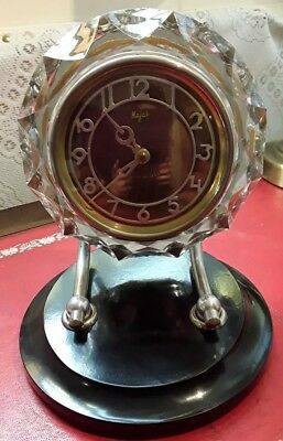 1960's Russian desk mantle clock