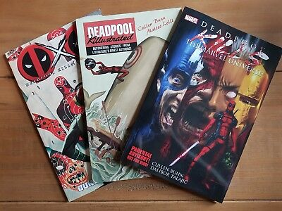 Deadpool graphic novel collection