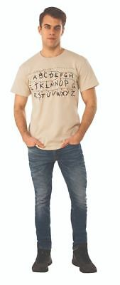 Stranger Things - Alphabet Wall Shirt (Child and Adult Sizes)