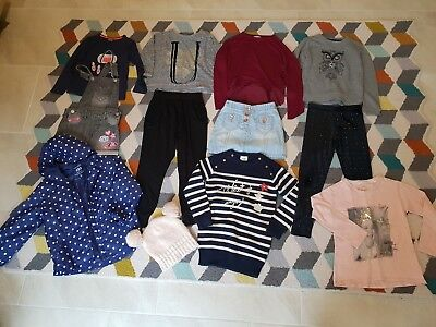 Girl's NEXT, Mayoral, River Island, TU, M&S Winter Clothes Bundle 5 - 6 Years