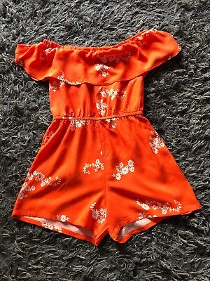 New Look Girls Playsuit Age 9