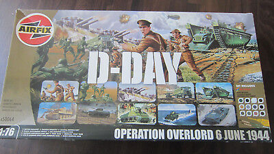 Airfix D-Day Operation Overlord Diorama 1:76 / Battlefront