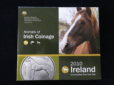 "Irland, KMS, 2010, ""Animals of Irish Coinage"""