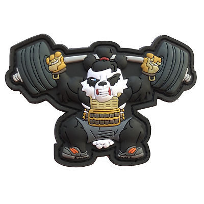 Workout Xfit Fitness Panda Weightlift Edition by HIWEZ
