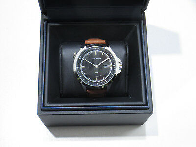 Land Rover Uhr Armbanduhr Classic in Geschenkverpackung 51LEWM312BKA