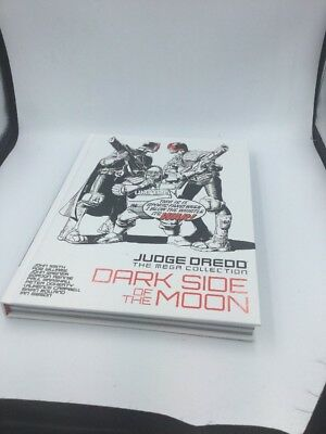 The Judge Dredd The Mega Collection, Dark Side Of The Moon