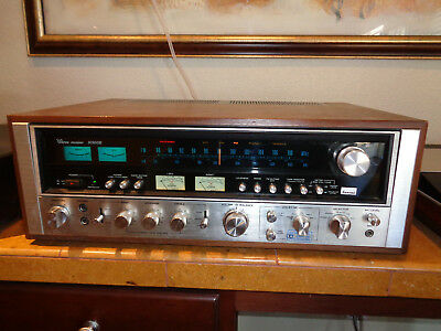 """Sansui 9090DB Monster Vintage Receiver """"Tested"""" - Works Great, Looks Great"""