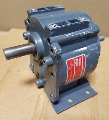 "Dayton Gear Reducer  4Z499     51:1 Ratio  1/2"" And 5/8"" Diameter Shafts"
