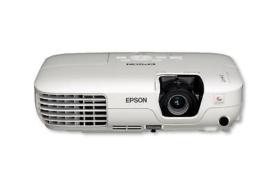 Epson EB-S11 3LCD 1080i 2,600 Lumens High Quality Projector 727Hrs