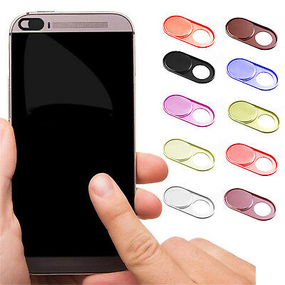 5x Webcam Cover Slider Camera Shield Protect Sticker For Laptop Tablet Phone GT