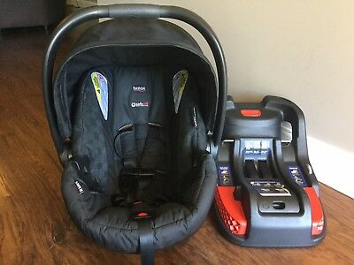 BRITAX B-Safe 35 Infant Car Seat with Base