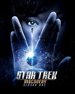 Star Trek: Discovery - Season 1 (Box Set) [Blu-ray]