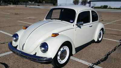 1973 Volkswagen Beetle - Classic  1973 VW Beetle w/ AIR CONDITIONING