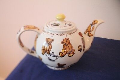 Pottery & China Vintage Cardew Design Tea Shop Teapot Signed Vgc