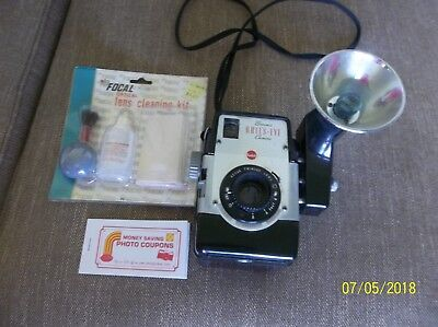 Kodak Brownie Bulls-Eye 620 Camera / Flash Lens Cleaner, Photo Book Money Saver