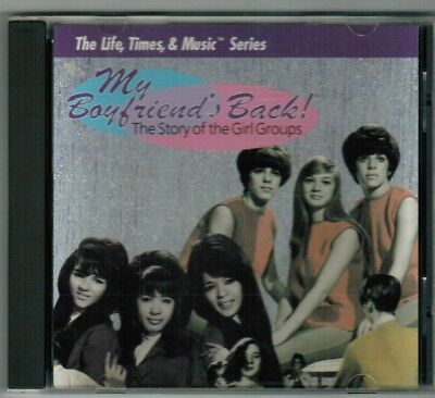 The My Boyfriend's Back: The Story of the Girl Groups CD