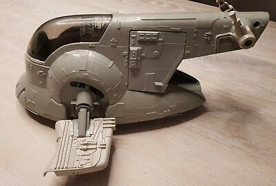 Star Wars Slave 1 Raumschiffe vintage 1981 Kenner Products Lucas Film Limited