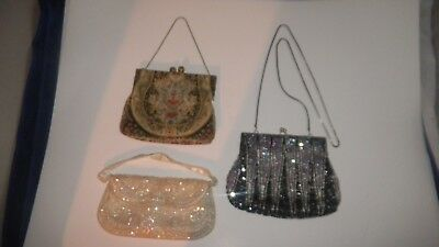 3- Vintage Lady's Purses/ Handbags