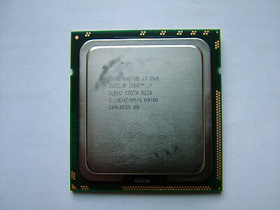 Intel Core i7-960 4 x 3,2 GHz Quad Core Prozessor LGA1366
