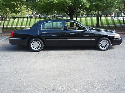 2003 Lincoln Town Car L Cartier Edition