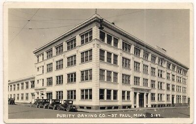 Rppc St. Paul Minnesota Mn. Ramsey County Postcard