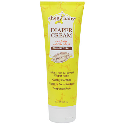 Out of Africa Shea Butter & Calendula Diaper Cream 4 oz