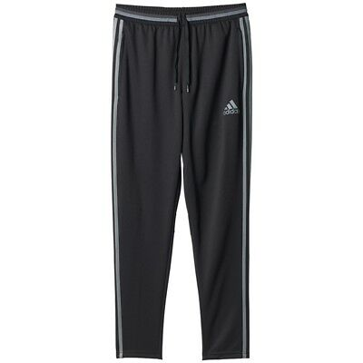 Adidas Condivo 16 Mens Training Pants Black Athletic Pants AN9848 NEW