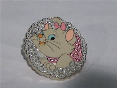 Disney Trading Pins 114210 Aristocats - Marie - Flowers and Jewels