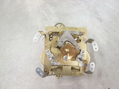 "NEW Hermle Time & Strike Wall Clock Movement 141-070 45cm Running Striking ""83"""