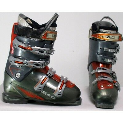 Chaussure de Ski Occasion Head Edge +8/9 gris/orange