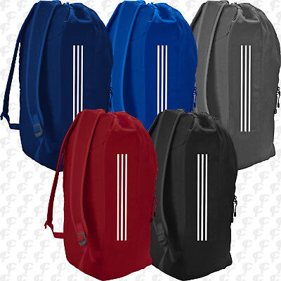 Adidas Large Wrestling Volleyball Band Multi-Sport Gear Training Bag  Backpack 46eb1734d14dc