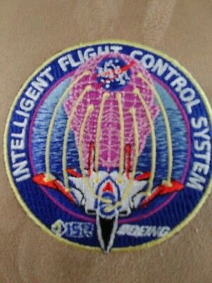 USAF F-15 NASA/Boeing Flight Experiment patch