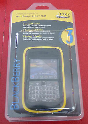 OtterBox Defender Blackberry Bold 9700 Black Case