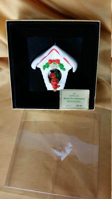 Hallmark Ready For Christmas Dated Ornament 1979