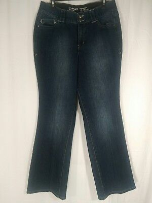 Lane Bryant Boot Cut Tighter Tummy Technology Women's Jeans Size 14 W8D