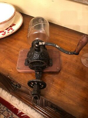 old fashion coffee grinder