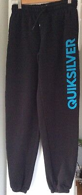 Boys Quicksilver Size 14 Trackpants In EXCELLENT condition