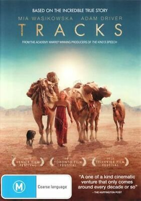 NEW Tracks DVD Free Shipping